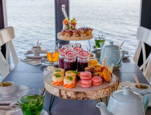 It's tea time met Oostvaarders High Tea in Almere